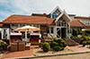 """Unser Haupthaus, das """"Hotel Kolb Classic"""", von außen."""