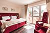 Das Goldrausch Doppelzimmer Comfort mit eigener Terrasse ist bei gutem Wetter die perfekte Option für alle Frischluft- Freunde.